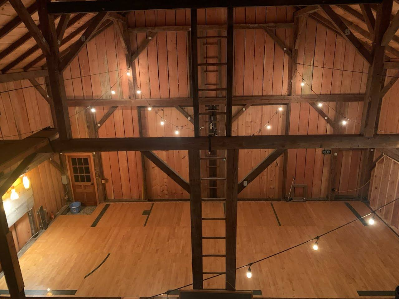 Gym Floor Barn Dance Floor