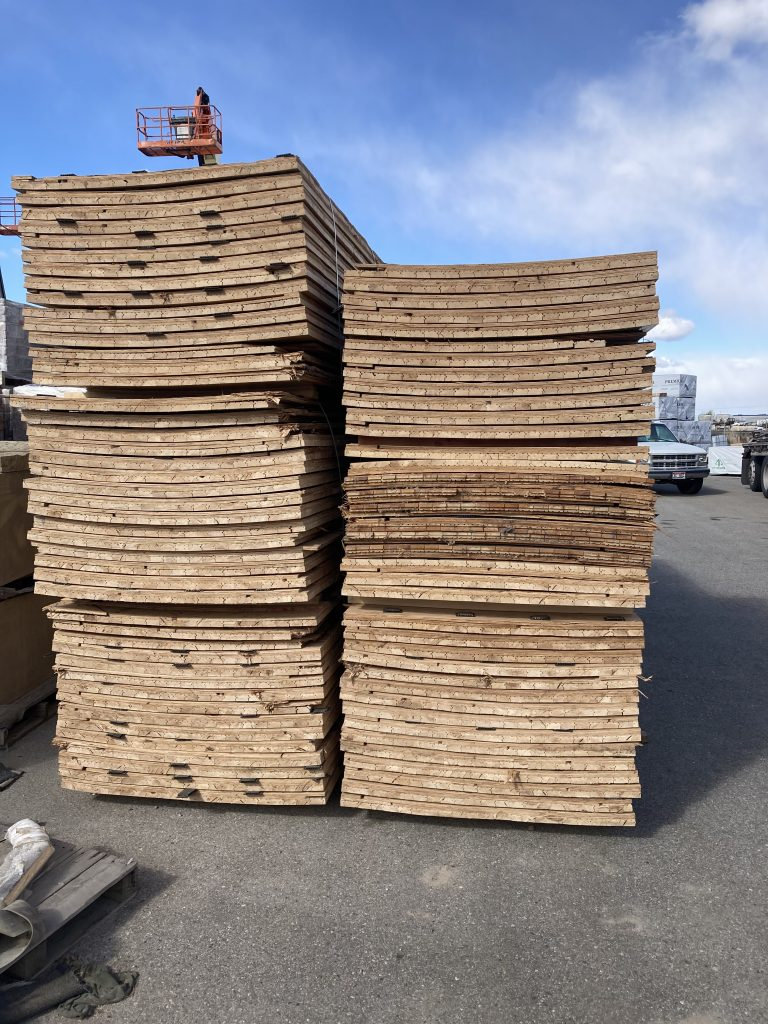 Gym Floor with Plywood Subfloor Bundles