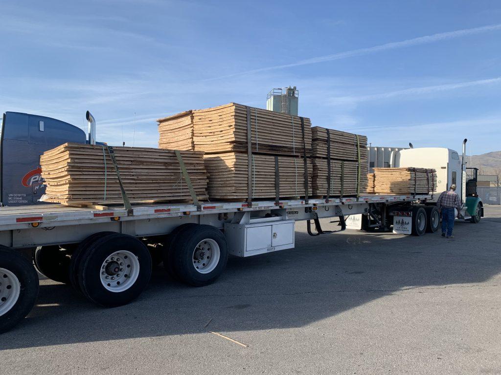 Shipping used Gym Flooring